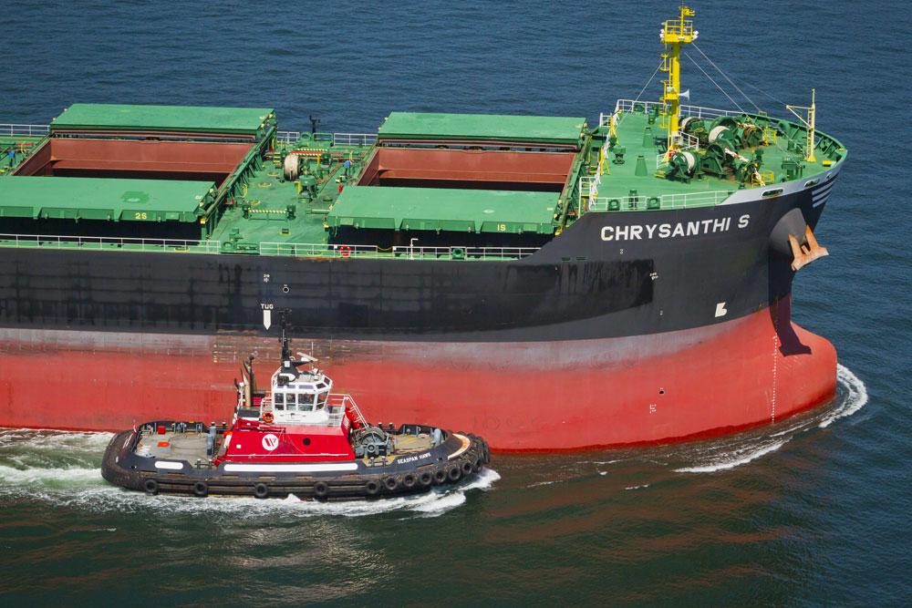 Seaspan ship