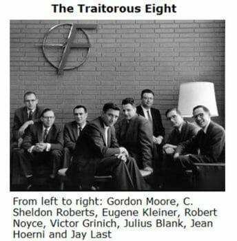 traitorous eight